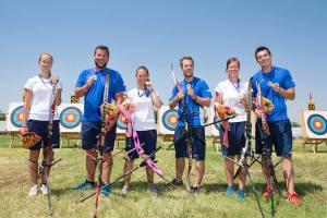 (Koenig, Plihon, Valladont) et F (Ruggieri, Planeix, Carlier) CHAMPIONS D'EUROPE!